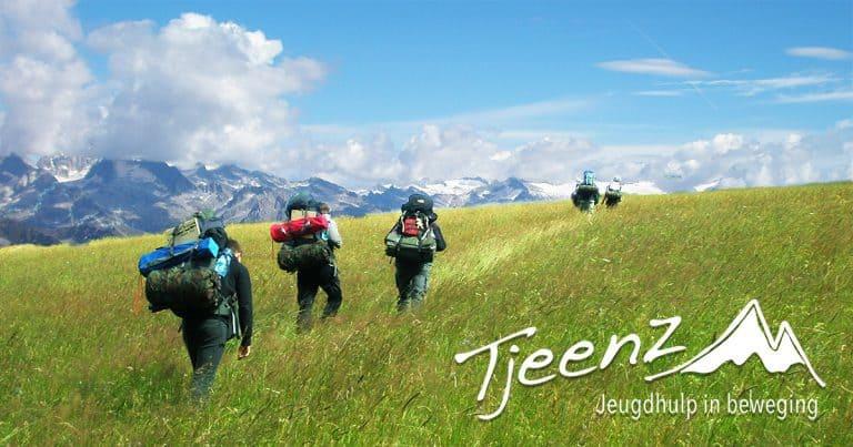 Tjeenz - Jeugdhulp in beweging